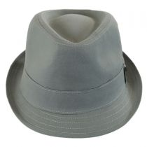 Essential Cotton Trilby Fedora Hat in