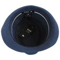 Essential Cotton Trilby Fedora Hat in