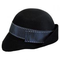 Tina Goldstein Cloche Hat in