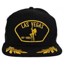 Las Vegas Snapback Baseball Cap in