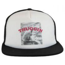 Thugnimals Trucker Snapback Baseball Cap alternate view 2