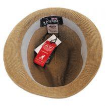 Rib Knit Cotton Blend Arnold Trilby Fedora Hat alternate view 4