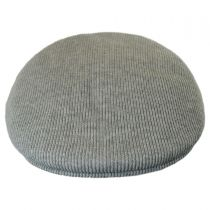 Rib Knit Cotton Blend 504 Ivy Cap in