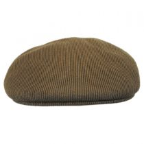Rib Knit Cotton Blend 504 Ivy Cap in