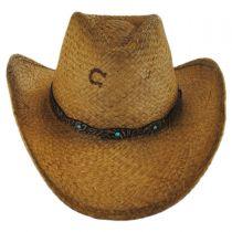 Hollywood Straw Western Hat in