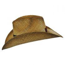 Stars and Stripes Straw Western Hat alternate view 3