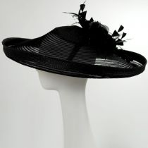 Large Disc Fascinator Headband in