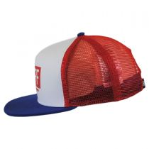 Corpo Trucker Snapback Baseball Cap in