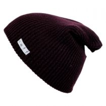 Daily Knit Beanie Hat in