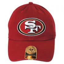 San Francisco 49ers NFL Franchise Fitted Baseball Cap alternate view 2