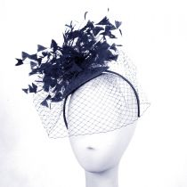 Malia Fascinator Headband in