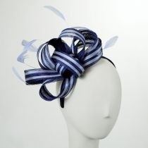 Peppermint Fascinator Headband in