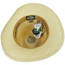 Vent Grade 8 Panama Straw Outback Hat alternate view 8