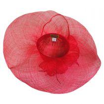 Ley Straw Swinger Hat