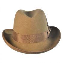 Homburg Hat in