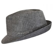 Osceola Linen Fedora Hat alternate view 7