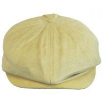 Brood Cotton Newsboy Cap in