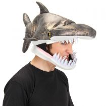 Hammerhead Shark Jawesome Hat alternate view 2