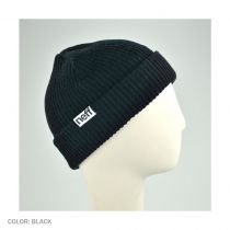 Fold Knit Beanie Hat alternate view 7