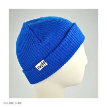Fold Knit Beanie Hat alternate view 12