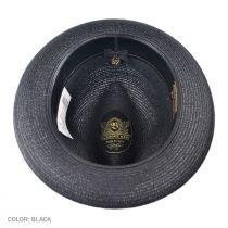 Charleston Hemp Straw Fedora Hat alternate view 5