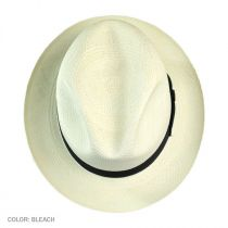 Havana Panama Straw Trilby Fedora Hat alternate view 10