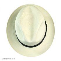 Havana Panama Straw Trilby Fedora Hat in