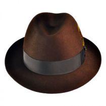 Chicago Fur Felt Fedora Hat alternate view 6