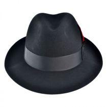 Florence Fur Felt Fedora Hat in