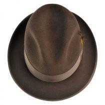 Lisbon Fur Felt Fedora Hat in