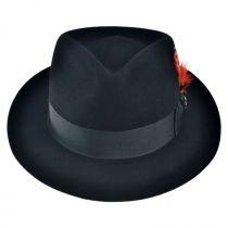 Naples Fur Felt Fedora Hat in