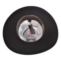 Compass Fur Felt Western Hat alternate view 9