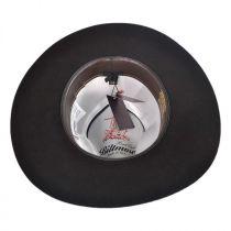 Compass Fur Felt Western Hat alternate view 14