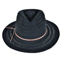 Leather and Lace Cowboy Hat in