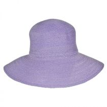 Brentwood Hemp Straw Lampshade Hat in