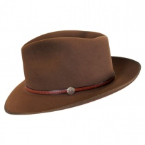 Roadster Fur Felt Fedora Hat alternate view 3