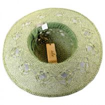 Floresta Toyo Straw Swinger Hat in