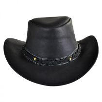 Oiled Leather Outback Hat alternate view 7