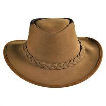 Down Under Leather Breezer Hat alternate view 2