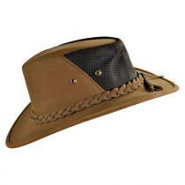 Down Under Leather Breezer Hat alternate view 3