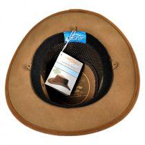 Down Under Leather Breezer Hat alternate view 4