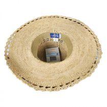 Amy Raffia Straw Sun Hat in