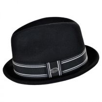 Street Car Wool Felt Fedora Hat alternate view 3
