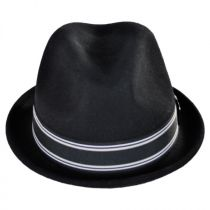 Street Car Wool Felt Fedora Hat alternate view 6