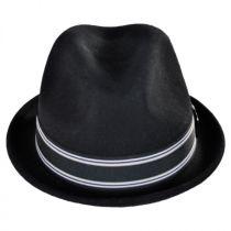 Street Car Wool Felt Fedora Hat alternate view 10