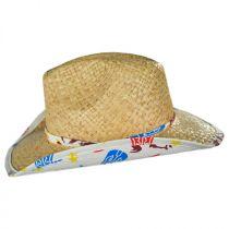 Kids' Lil Bronco Straw Cowboy Hat alternate view 3