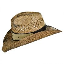 Easy Going Straw Western Hat alternate view 3