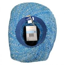 Bronco Beach Raffia Straw Western Hat alternate view 4