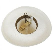 Praia Toyo Straw Fedora Hat in