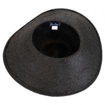 Toyo Straw Floppy Sun Hat in